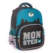 Рюкзак шкільний  Monster S-31 Yes, дихаюча ортопедича спинка, система кріплення лямок, посилене дно