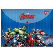Папка-конверт А4, на кнопці Marvel Avengers Yes