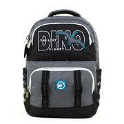 Рюкзак шкільний Juno X Dino S-30 Yes, дихаюча ортопедична спинка, система кріплення лямок, посилене дно
