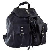 Рюкзак молодіжний чорний  Weekend YW-13 Yes
