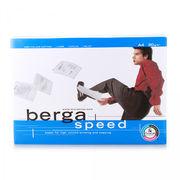 Папір офісний білий А4, 500 аркушів, клас С+, щільність 80 г/м2 Berga Speed