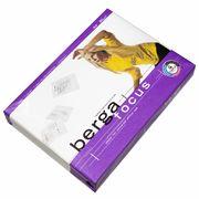 Папір офісний білий А3, 500 аркушів, клас C, щільність 80 гр/м2 Berga Focus
