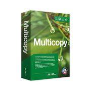 Папір офісний білий А4, 500 аркушів, клас А, щільність 80 г/м2 Multicopy FSC