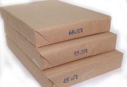 Папір газетний А4, 500 аркушів, щільність 60 г/м2