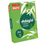 Папір кольоровий офісний А4 Adagio Intense Deep Green 52 (зелений) 80 г/м2 500 аркушів