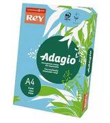 Папір кольоровий офісний А4 Adagio Pastel Sky 26 (блакитний) 160 г/м2 250 аркушів