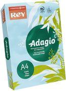 Папір кольоровий офісний А4 Adagio Pastel Bleu Vif (блактиний) 160 г/м2 250 аркушів