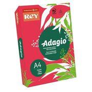 Папір кольоровий офісний А4 Adagio Intense Red 22 (червоний) 160 г/м2 250 аркушів