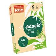 Папір кольоровий офісний А4 Adagio Pastel Salmon 08 (рожевий) 160 г/м2 250 аркушів
