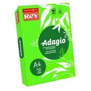 Папір кольоровий офісний А4 Adagio Intense Deep Green 52 (зелений) 160 г/м2 250 аркушів