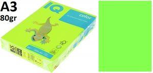 Папір А3 80 IQ Neon Neogn (зелений) 500л