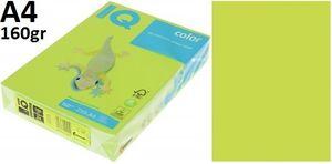 Папір А4 160 IQ Int LG46 250арк. (зелена липа)