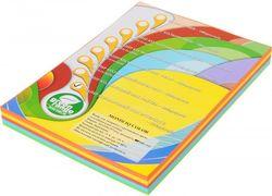 Папір кольоровий офісний А4 IQ Mix Intensiv 160 г/м2 125 аркушів 5 кольорів по 25 аркушів