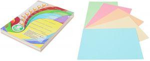 Папір  mix А4 (160) (5 кольорів) Pastell 125л (51536039)