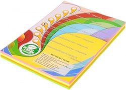 Папір кольоровий офісний А4 IQ Mix Neon 80 г/м2 200 аркушів 4 кольори по 50 аркушів