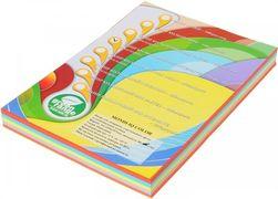 Папір кольоровий офісний А4 IQ Mix Intensiv 80 г/м2 250 аркушів 5 кольорів по 50 аркушів