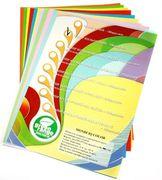 Папір кольоровий офісний А4 IQ Mix 80 г/м2 100 аркушів 10 кольорів по 10 аркушів